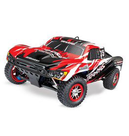 Traxxas 1/10 Slayer Pro 4X4 Nitro Short Course Race Truck - Red