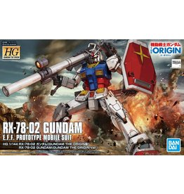 Bandai #26 RX-78-02 Gundam  (The Origin Ver.)