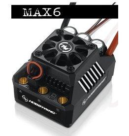 HobbyWing 30105000 - Ezrun MAX 6 Brushless ESC (3-8S)