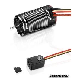 HobbyWing 30120400 - Quicrun Fusion FOC 2 in 1 Crawler ESC/Motor 1200KV