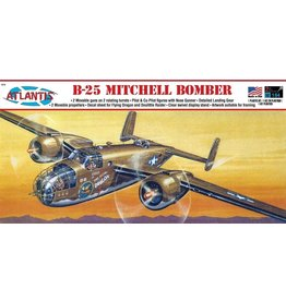 Atlantis 216 - 1/64 B-25 Mitchell Bomber Flying Dragon
