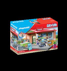 Playmobil 70320 - Take Along - Grocery Store