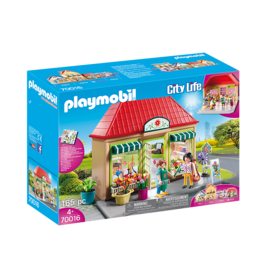 Playmobil 70016 - My Flower Shop