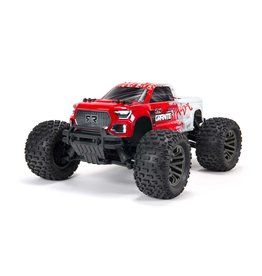 Arrma 1/10 GRANITE 4X4 V3 3S BLX Brushless Monster Truck RTR - Red