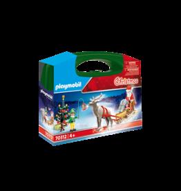 Playmobil 70312 - Carry Case - Christmas