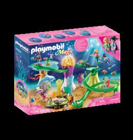 Playmobil 70094 - Mermaid Cove with Illuminated Dome