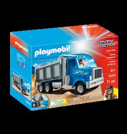 Playmobil 5665 - Dump Truck