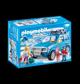 Playmobil 9281 - Winter SUV