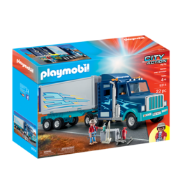 Playmobil 9314 - Big Rig