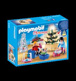 Playmobil 9495 - Christmas Living Room