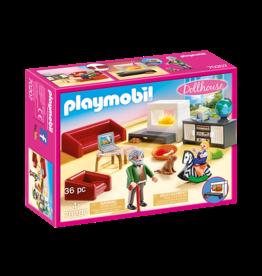 Playmobil 70207 - Comfortable Living Room