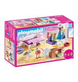 Playmobil 70208 - Bedroom with Sewing Corner