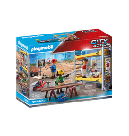 Playmobil 70446 - Scaffolding with Workers