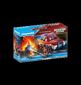 Playmobil 70490 - City Fire Emergency