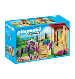 Playmobil 6934 - Horse Stable with Araber