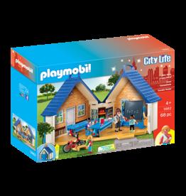 Playmobil 5662 - Take Along - School House