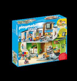 Playmobil 9453 - Furnished School Building