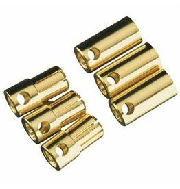 Castle Creations Castle Creations - 6.5mm Bullet Connector 13G/8G - 200A