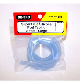 Dubro 223 - Silicone Fuel Tubing Large (2')