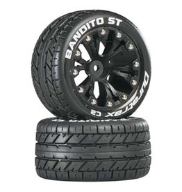 Duratrax DTXC3542 - Bandito ST 2.8'' Truck 2WD Mounted (2)