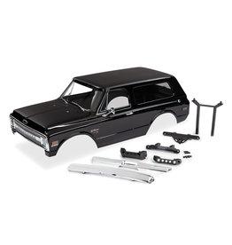 Traxxas 9112X - '69 Chevrolet Blazer Body Complete Kit - Black