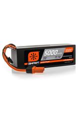 Spektrum SPMX50003S100H5 - 11.1V 5000mAh 3S 100C Smart Hardcase LiPo Battery: IC5