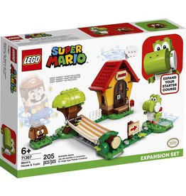 Lego 71367 - Mario's House & Yoshi Expansion Set