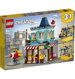 Lego 31105 - Townhouse Toy Store