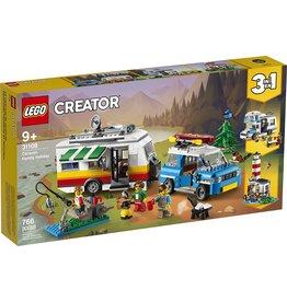 Lego 31108 - Caravan Family Holiday
