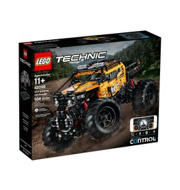 Lego 42099 - 4X4 X-treme Off-Roader