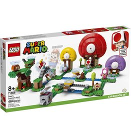 Lego 71368 - Toad's Treasure Hunt Expansion Set