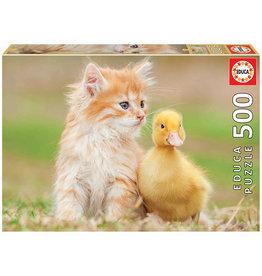 Educa Adorable Friends - 500 Piece Puzzle