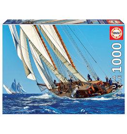 Educa Yacht - 1000 Piece Puzzle