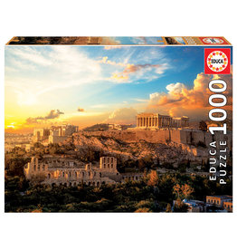 Educa Acropolis Of Athens - 1000 Piece Puzzle