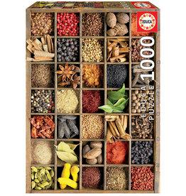 Educa Spices - 1000 Piece Puzzle