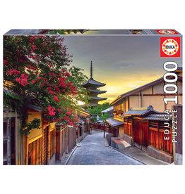Educa Yasaka Pagoda, Kyoto, Japan - 1000 Piece Puzzle