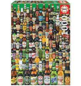 Educa Beers - 1000 Piece Puzzle