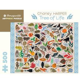 Pomegranate C Harper: Tree of Life - 500 Piece Puzzle