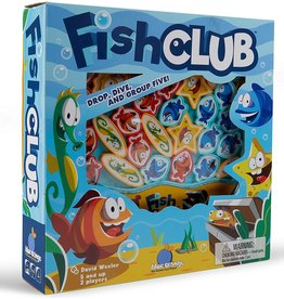 Blue Orange Fish Club