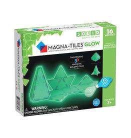 Valtech Magna-Tiles® Glow in the Dark 16-Piece Set