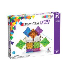 Valtech Magna-Tiles® Freestyle 40-Piece Set