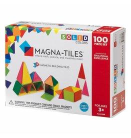Valtech Magna-Tiles® Solid Colors 100-Piece Set