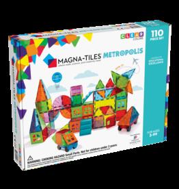 Valtech Magna-Tiles® Metropolis 110-Piece Set