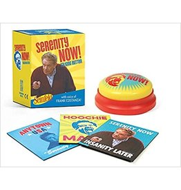 Hachette Book Group Seinfeld: Serenity Now! Talking Button