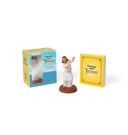 Hachette Book Group Dancing with Jesus: Bobbling Figurine