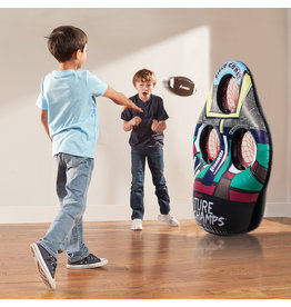 Franklin Inflatable 3-Hole Football Target