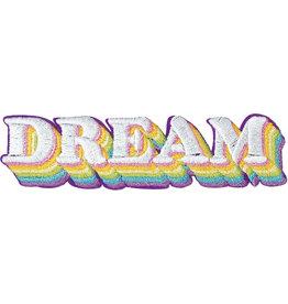 Iscream Dream - Embroidered Sticker Patch
