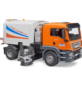 Bruder Toys TGS Street Sweeper