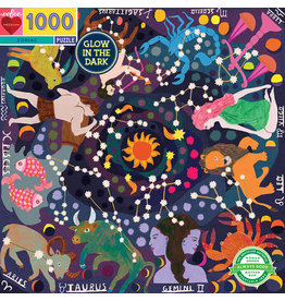 Eeboo Zodiac - 1000 Piece