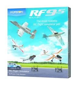RealFlight RealFlight 9.5 Simulator - Software Only